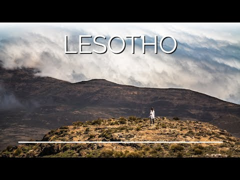 LESOTHO - The Hidden Kingdom
