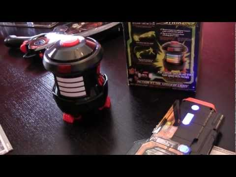 Light Strike - I.T.S. Intelligent Targeting System - Video Review - The Toy Spy