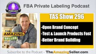 Do I Need Multiple Seller Accounts in Order to Create Different Brands? TAS 296: The Amazing Seller  - Buy American