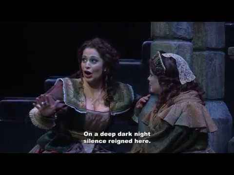 Amarillo Opera presents Gaetano Donizetti's Lucia di Lammermoor