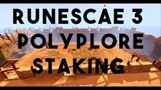 Runescape 3 Polypore Duel Arena Staking!