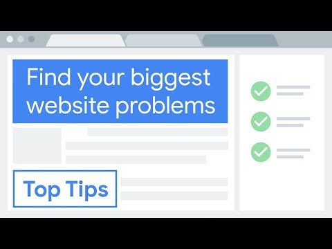Find your biggest website problems quickly with Chrome DevTools - 동영상