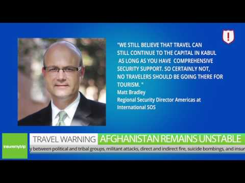 Afghanistan Travel Warning
