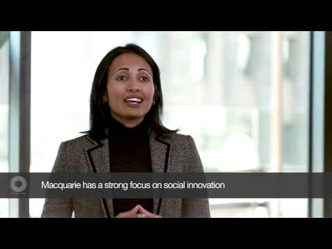 Macquarie Group Foundation update