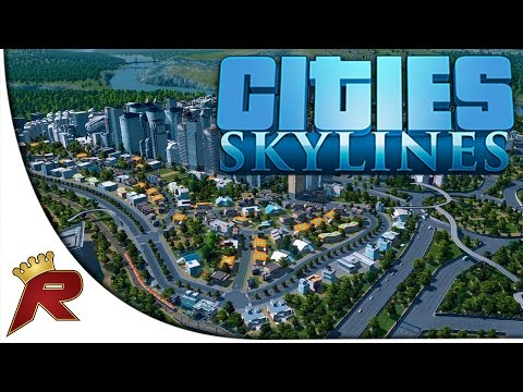 "Cities: Skylines - Part 4: ""Fire Station!"""