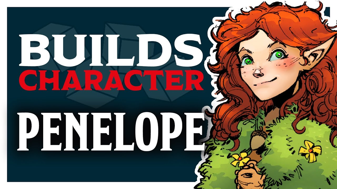 "Builds Character - ""Penelope Half-Pint"" - With Hope LaVelle"