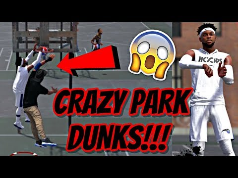 NBA 2K18 MyPARK - FREDDY TAKING OVER THE PARK DUNKING ON EVERYBODY WITH KING SHAWN!!