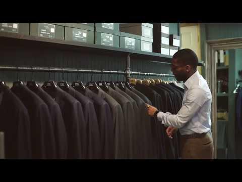 Brandon Bryant | Custom Suit Experience W/ Freemans Sporting Club