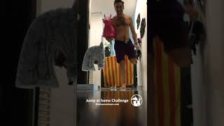Jump at home Challenge Babass