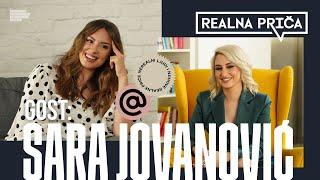 Sara Jo: Povređivale su me priče da namerno ističem stas zato što nemam glas! | REALNA PRIČA | EP05
