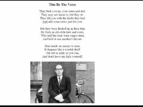 this be the verse by philip Bowen poet in transition: philip larkin's xx poems an appreciation of philip  larkin s development from the self-conscious lyricism of the north ship (1945),.