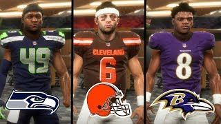 10 Most Exciting Teams To Use For Your Madden 19 Franchise