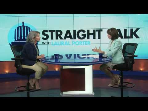 Straight Talk with OR. State Rep Mike McLane and Barbara Smith Warner Part 1