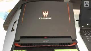 مراجعة سريعة للـ acer predator 15 gaming notebook