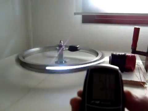 12f90d2125e Motor Electromagnetico con imanes neodimio - YouTube