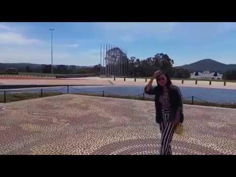 Tòa nhà Quốc Hội Úc. Canberra, Australian Capital Territory, Australia
