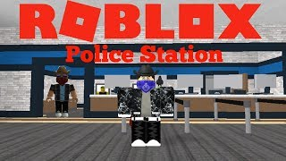 Roblox | Murder Mystery 2 | New map update! The Police-station!