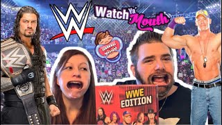 CRINGE COUPLE PLAY WWE