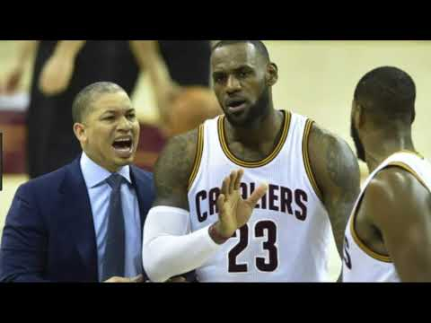 LEBRON JAMES SNAPS ON COACHING STAFF AS CAVS GET DESTROYED BY THE RAPTORS! (REACTION)