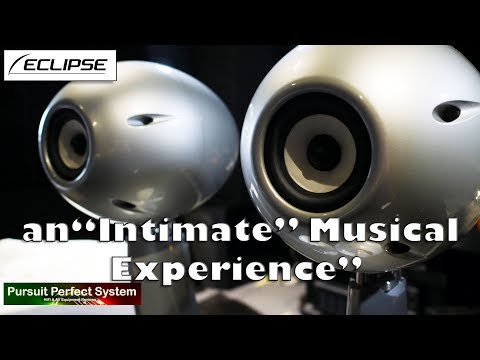 Eclipse TD510Z MK2 Speakers Chord QUTEST BEAST MODE + Hugo M Scaler McIntosh hifi REVIEW Intro