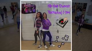 Hip Hop Dance at Flying Lion Aerial Fitness