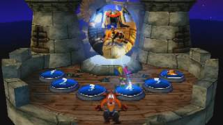 Crash Bandicoot 3 Warped [PS1] - Speed Run in 26:27