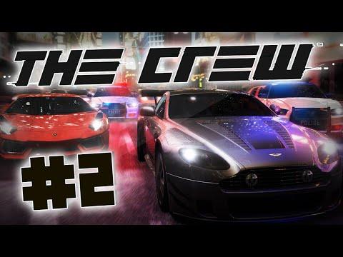 WORST POLICE CHASE EVER | The Crew #2 w/ Ali-A, Vikkstar & Tobi
