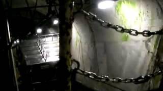 黒部川第四発電所インクライン02 黒部ルート見学