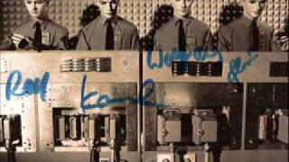 kraftwerk Rarities Les Mannequins (showroom Dumies in French)