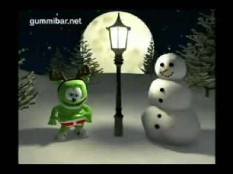 Gummy Bear - Christmas - YouTube