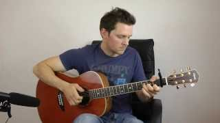 Little Talks - Of Monsters And Men - Fingerstyle Guitar / Acoustic interpretation
