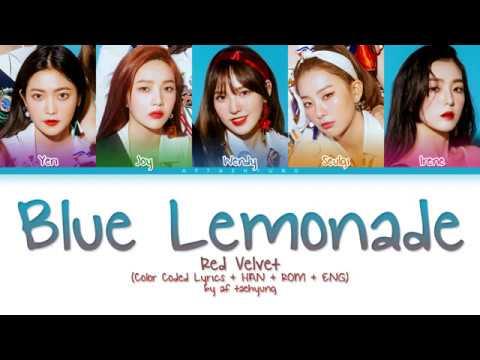 Red Velvet – Blue Lemonade