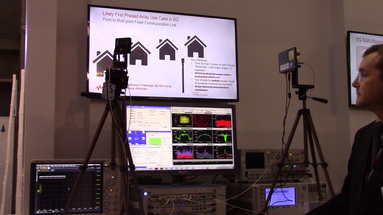 mmWave Beamforming Test Solution by Microwave Journal