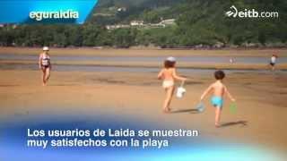 Laida, la playa más grande de Urdaibai