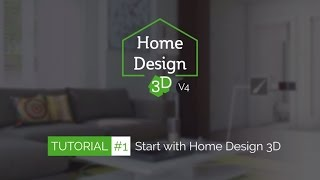 TUTO 1   Start With Home Design 3D