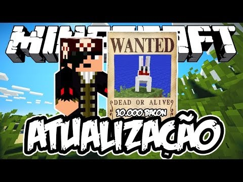 COELHOS E MAIS! - Atualização de Minecraft (NOVA)