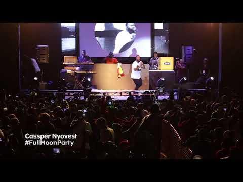 Cassper Nyovest receives so much love in Uganda at Full Moon Party