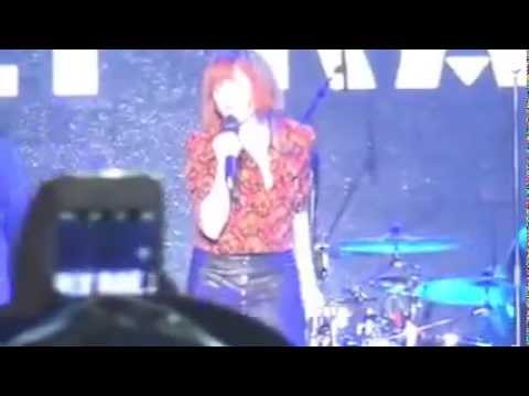 Carly Rae Jepsen - Live Beijing, China 2015 (New Songs) PART 1/2