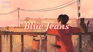 blue jeans gangga kusuma lirik dan terjemahan