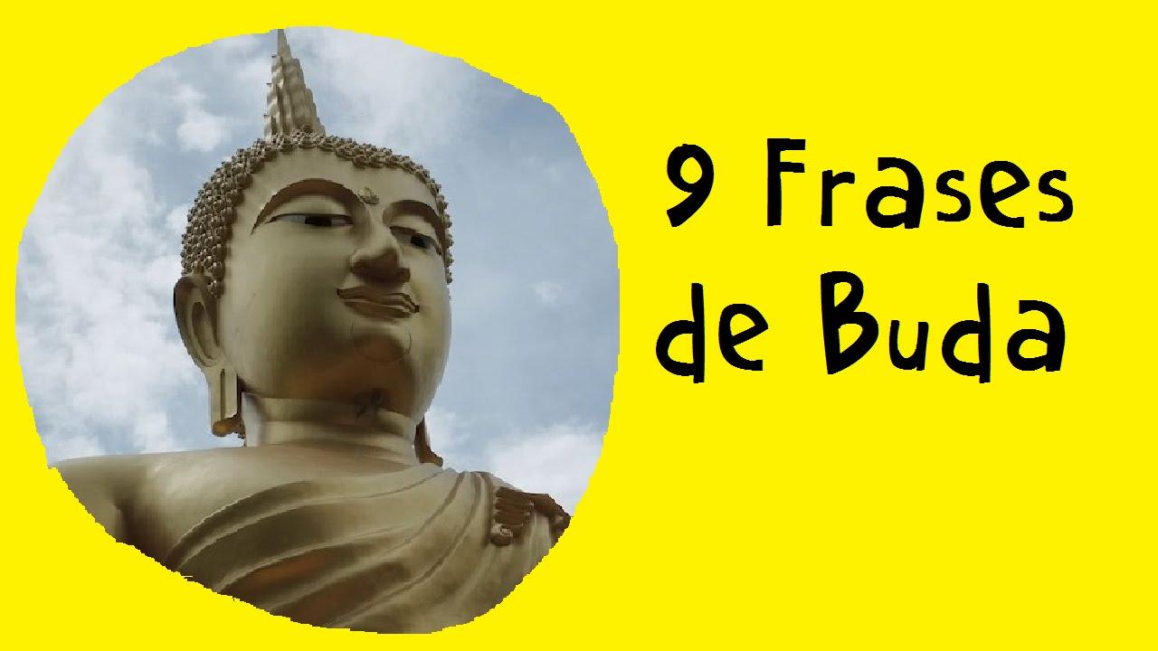 9 Frases De Buda Youtube