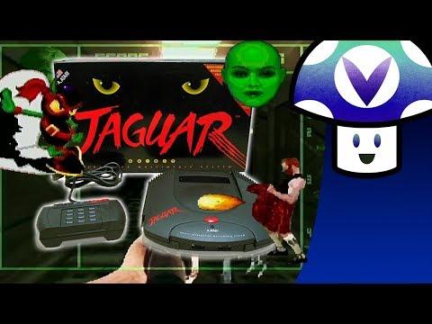 [Vinesauce] Vinny - Atari Jaguar Games