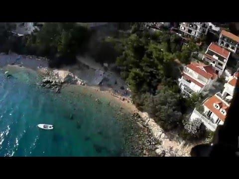 Pisak Croatia Beach - We went to Croatia and I flew my drone around. :)