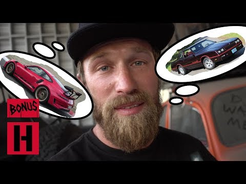 Knuckle Busters Q&A - Danger Dan, What's Your Dream Car?