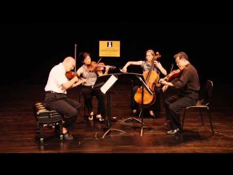 Franz Schubert, String Quartet No. 15 in G, D. 887 -- 2. Andante un poco mosso