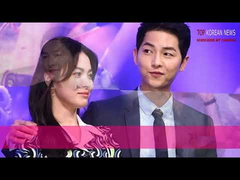 Why Song Joong Ki and Song Hye Kyo would make the ideal Husband and Wife