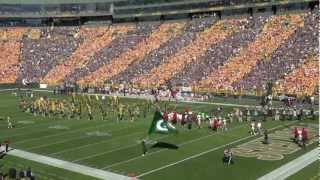 Green Bay Packers vs. SF 49ers - 2012 Season Opener - Lambeau Field