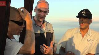hot air balloon ride video with hed pe