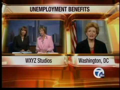Senator Debbie Stabenow on unemployment