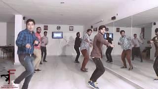 #Laden | Jassi Gill | #BhangraRoutine #1 | Fuzon Dance School