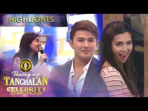 Alex and Sunshine's relationship touches Anne | Tawag ng Tanghalan